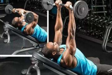 健身背部训练计划:健身房练背的训练方法