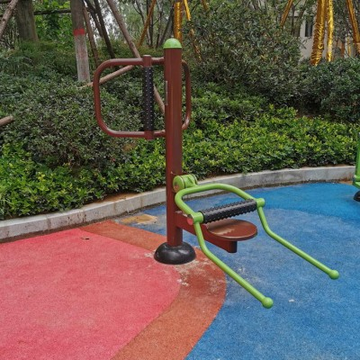 腰背按摩器-郑州市户外健身器材