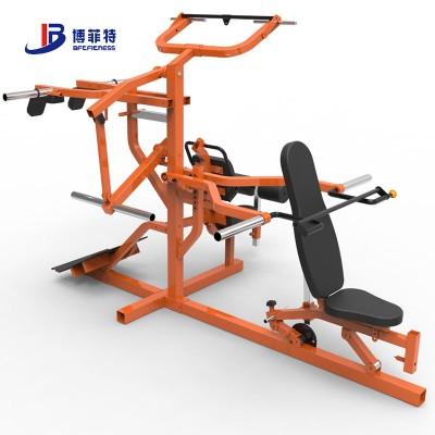 三人站 三站位多功能训练器 组合健身器材厂家批发