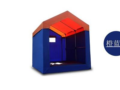 【美捷堡】屋型尖顶帐篷、圆顶帐篷 多色可选