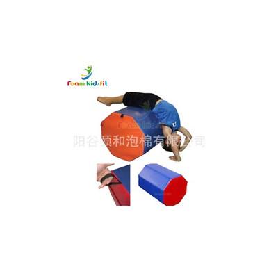 跆拳道体操垫软包八角空翻辅助器材厂家定制