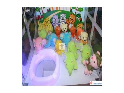 儿童娃娃机生产厂家-宝贝熊-广州投币遥控抓娃娃机
