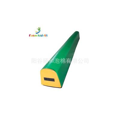 体适能软体弧形圆顶三米软体平衡木感统训练幼儿园早教器材