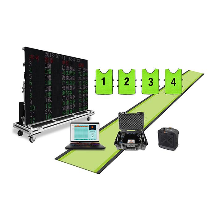 跑步智能考官  (中长跑测试仪、跑步计时考核系统)
