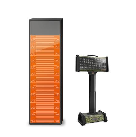 纵跳摸高智能考官  (纵跳摸高测试仪、原地跳高测试仪)