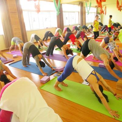 青州瑜伽培训,瑜伽教练培训哪里好