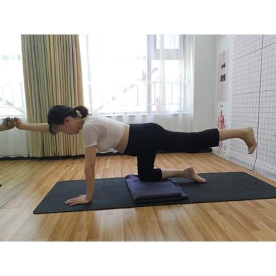 石家庄培训瑜伽教练老师的瑜伽馆