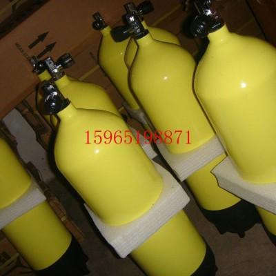 潜水瓶12L潜水钢瓶 潜水氧气瓶 潜水器材潜水装备