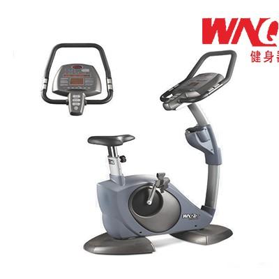 豪华商用立式健身车F1-8318LB,湖南室内健身器材