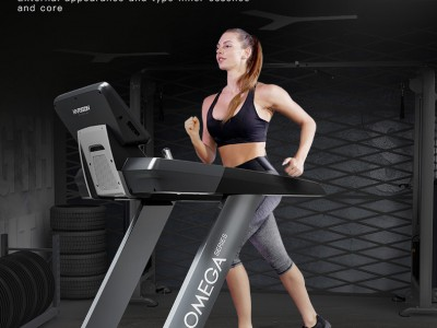 广州健身房器材商用跑步机OMEGA-T3700Track
