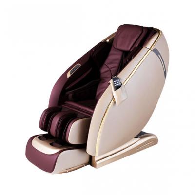 太原按摩椅家用自动多功能智能全身按摩器实体体验