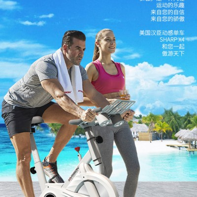 深圳动感单车哪家健身器材厂家好