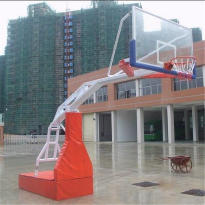 河北生产厂家专业生产各种篮球架健身路径室内外健身器材