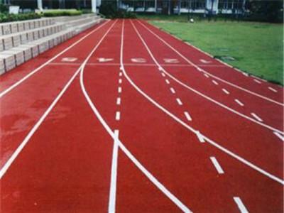 大理市运动场塑胶跑道产地货源
