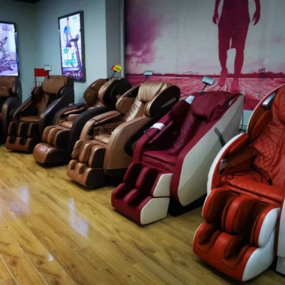 太原按摩椅专卖店的按摩椅多少钱一台