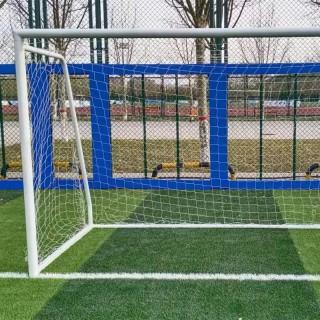 足球器材运动休闲 按需求订做学校运动操场 济宁文教用品厂家