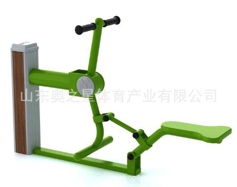 济宁专供厂家直销户外健身器材 小区公园健身路径健骑机支持定做