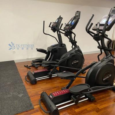 美国速尔进口家用E25L椭圆机健身房家中锻炼健身器材