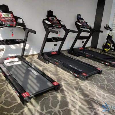美国速尔家用跑步机F63L公司健身房配置健身器材