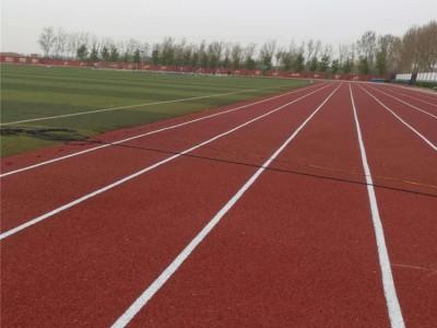 厂家批发-透气塑胶跑道施工-混合塑胶跑道 硅pu篮球场