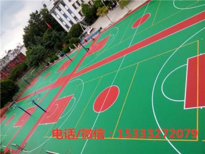 汉中市学校塑胶跑道安装图
